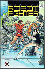 MAGNUS ROBOT FIGHTER  1  NM/9.4  - Glossy with White pages.