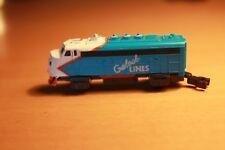 "micro machines ""galoob lines"" train locomotive 1989 ref:729"