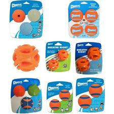 Chuckit Dog Balls Heavy Duty Strong  - lots of designs