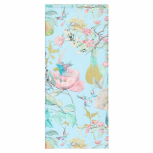 Luxury Printed TISSUE PAPER FLORAL patterned 12 x sheets (4 packs) PREMIUM BRAND