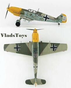 Hobby Master 1:48 Messerschmitt Bf 109E JG 26 Schlageter Adolf Galland HA8715