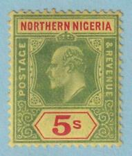 NORTHERN NIGERIA 37  MINT HINGED OG * NO FAULTS EXTRA FINE!