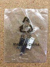 (15 PIECE LOT) A-USBPB-N, ASSMAN,  CONN PLUG USB B-MALE SOLDER