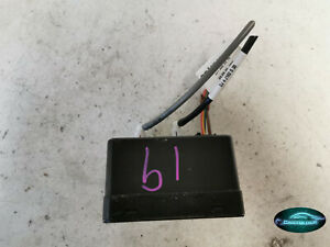 2008 MERCEDES W221 S550 S600 S63 REAR TRUNK VACUUM PUMP BOX OEM 2218000248
