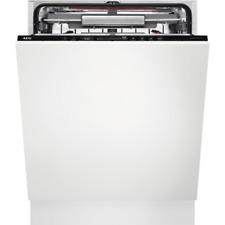 AEG ComfortLift vollintegrierbar Geschirrspüler - Weiß