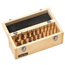 Clarke ET163 - 20pce HSS End Mill & Slot Drill Set 1700338