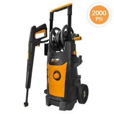 DuraDrive PWEA-2000 2000 PSI Electric Pressure Washer