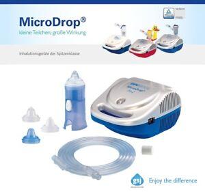 MicroDrop® RhinoClear - Feucht-Inhalator / Naseninhalator / Inhalationsgerät