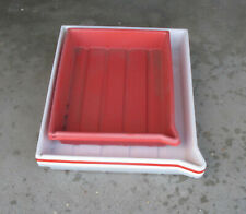 """Lot of 4 - 16"""" x 20"""" & 2 - 12"""" x 16"""" Developing Trays - 6 Trays Total"""