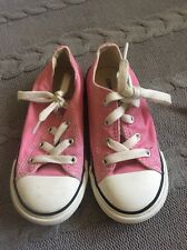 Converse All-Star Youth / Kids Sneakers Pink size 9