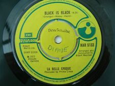 la belle epoque        black is black  EX