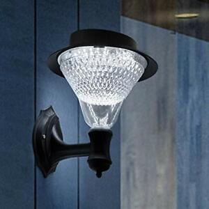 Solar Wall Light Outdoor Decor 16 LED Proch Sensor Lantern Wireless Waterproof