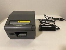 Star Tsp800ii Usb Pos Tsp847iiu Thermal Printer With Cigarette Power Supply
