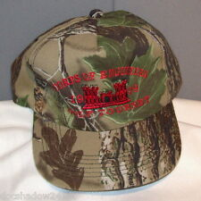 Corps of Engineers 1999  GOLF TOURNEY Camouflage Embroidered Ball Cap by YA