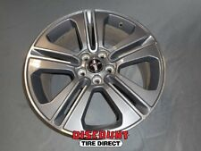 1 USED 19X8.5 50 Offset 5x114.3 2013 FORD MUSTANG OE WHEEL/RIM