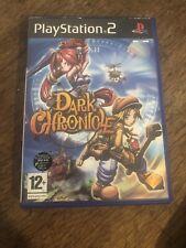 DARK CHRONICLE PlayStation 2 Complete PS2 PAL RPG (Dark Cloud 2) Rare VGC
