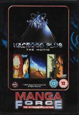 Manga Force - Macross Plus The Movie - DVD - 2007 - UK FREEPOST