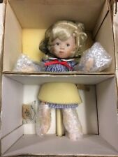 Franklin Mint Heirloom Days Of The Week Dolls Thursday's Child By Sylvia Nattere