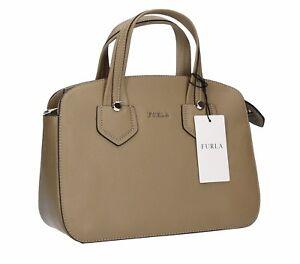 Furla Giada handbag small khaki