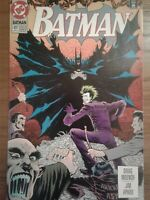 DC COMICS | BATMAN | LATE 80S AND EARLY 90S | VARIOUS ISSUES