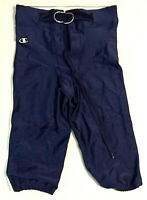 Champion Challenger Football Game Pant, Navy / White Youth L, Free Shipping!