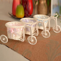 FT- Tricycle Bike Flower Basket Plant Stand Home Wedding Decoration Photography
