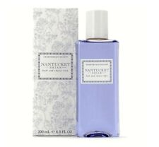 Crabtree & Evelyn Nantucket Briar Bath Shower Gel 6.8 oz New In Box Discontinued