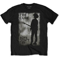 The Cure 'Boys Don't Cry' T-Shirt *Official Merchandise* *Goth*