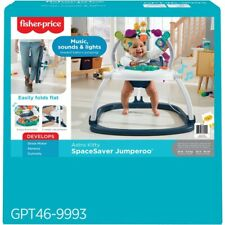 Fisher-Price Astro Kitty SpaceSaver Jumperoo