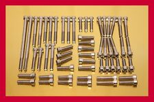 Kawasaki Z 900 / Z1 / Super Stainless Steel Bolt-Kit Screws Engine Motor Cover