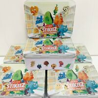 2020 Coles Stikeez Series 2 - COLLECTOR TIN