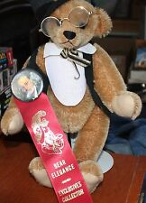 Joan Woessner Rare Teddy Bear Bear Elegance Exclusives Colloctor