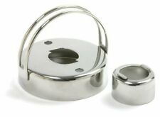 Norpro Stainless Steel Donut Biscuit Cutter With Removable Center