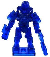 Halo Mega Bloks Bravo-Bleu Translucide (Sucreries) JFO Spartan + HALO 2 UNSC Marine