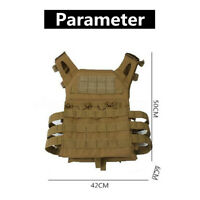Military Armor Army JPC  Combat Tactical Vest Molle Plate Carrier Men