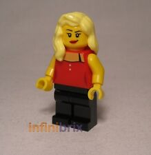 Lego Sharon Shoehorn from set 70806 Castle Cavalry The Lego Movie Female tlm040