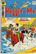 REGGIE AND ME #66 - 1973 - Vintage ARCHIE Comic VG