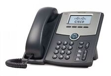 Cisco SPA502G SPA502 VoIP IP SIP Phone PoE LAN PC Port LCD Backlit with Power