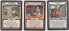 L5R - Lot de 3 cartes Rares - Legend of The Five Rings - L5A
