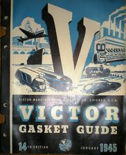 VICTOR GASKET GUIDE ASBESTOS Dana Holding Corporation