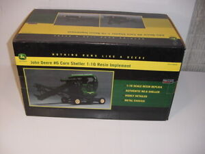 1/16 John Deere #6 Corn Sheller by Spec Cast NIB! Unopened!