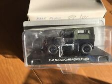 MODELLINO CARABINIERI FIAT CAMPAGNOLA 1982 MAI APERTA ED DE AGOSTINI
