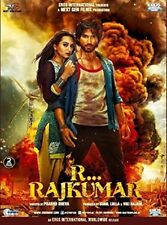 R...Rajkumar (Hindi DVD) (2013) (English Subtitles) (Brand New Original DVD)