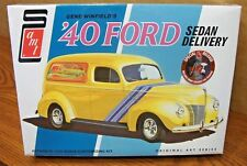 AMT GENE WINFIELD'S 1940 FORD SEDAN DELIVERY 1/25 MODEL KIT SPECIAL EDITION