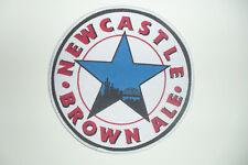 Newcastle Brown Ale star logo Beer patch Alcoholic Beverage Drink vintage