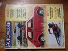 $$a Revue L'Automobile magazine N°323 Porsche Carrera Fiat 126 Moto Occasion