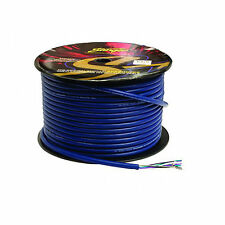 New Stinger SGW9920 9 Conductor Speedwire 20 Foot Roll Black