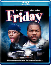 Friday (1995) Director's Cut | Ice Cube | New | Sealed | Blu-ray Region free
