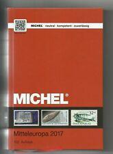Michel Katalog Mitteleuropa 2017, gebraucht, Neupreis 69,80 €, sehr gute Erhalt