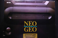NEOGEO AES SYSTEM SNK Serial Matching: 130564 Very.Good.Condition JAPAN